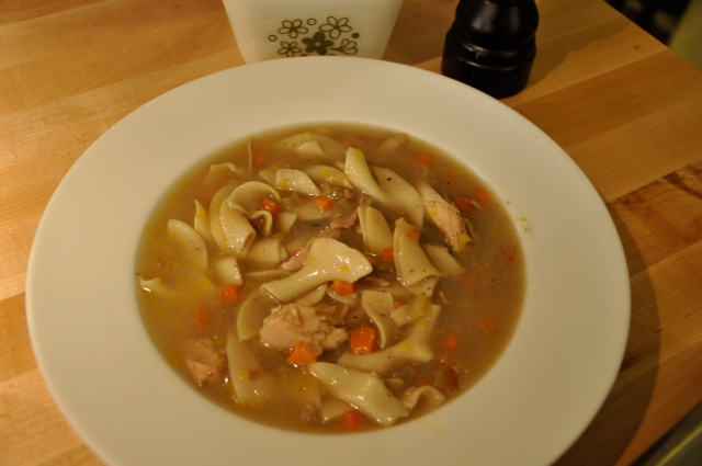 The Best Chicken Noodle Soup You've Had