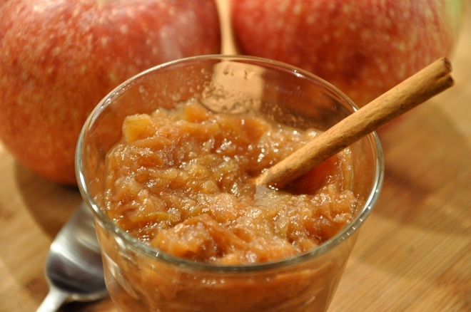 Apple Butter Made with Washington Cameos