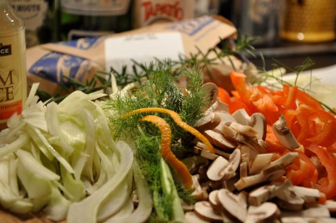 Fennel, Orange Peel, Mushrooms, and More