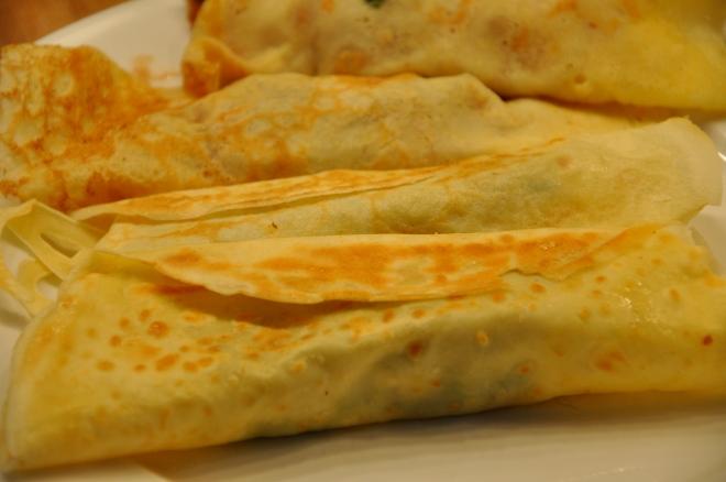 Sweet & Savory Crepes