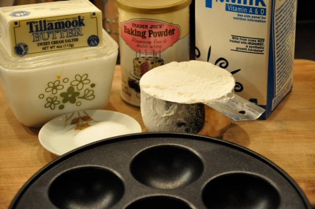 Ebelskiver ingredients