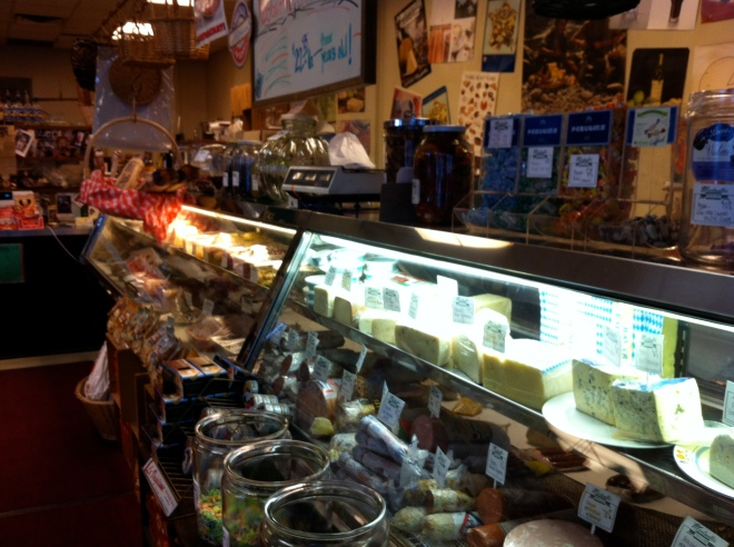 The Magical Meat and Cheese Counter