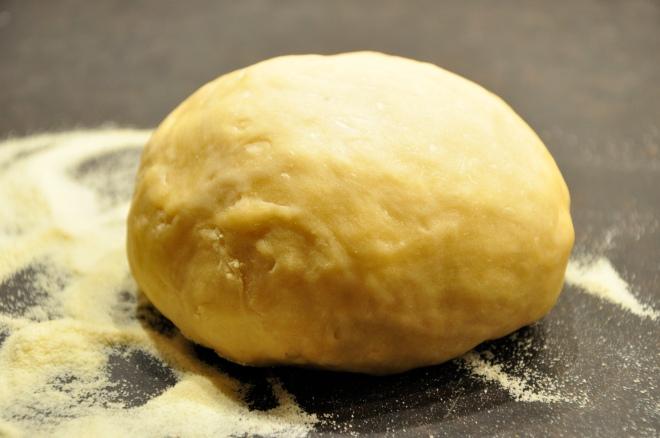 Pasta Dough Ball