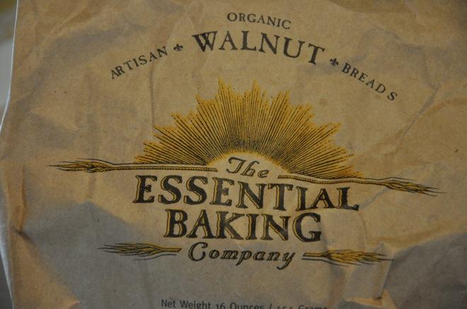 Essential Baking Company's Delicious Walnut Bread