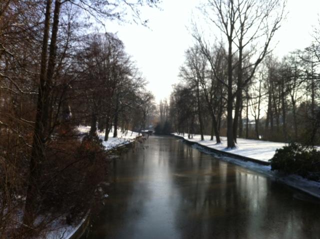 Pretty canal