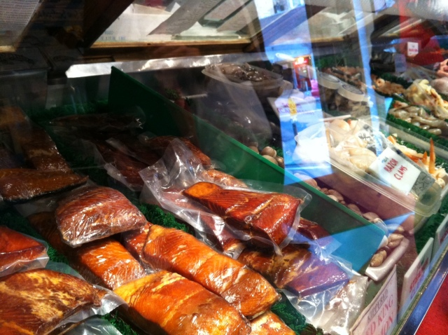 Smoked Salmon Galore