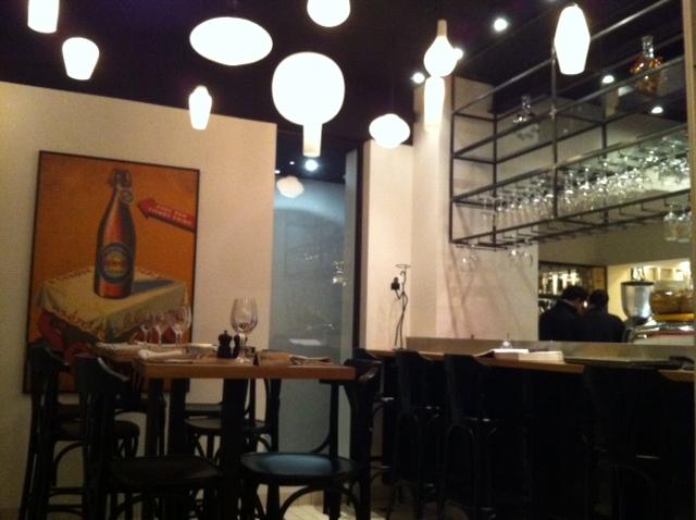 A Glance at the Bar