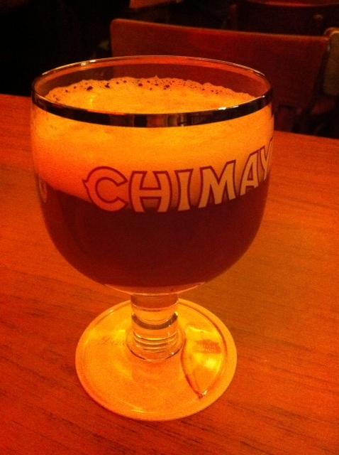Belgian Beer in Belgium