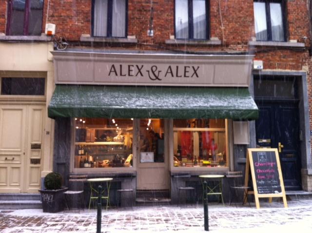 Alex & Alex - Belgian Chocolatiers