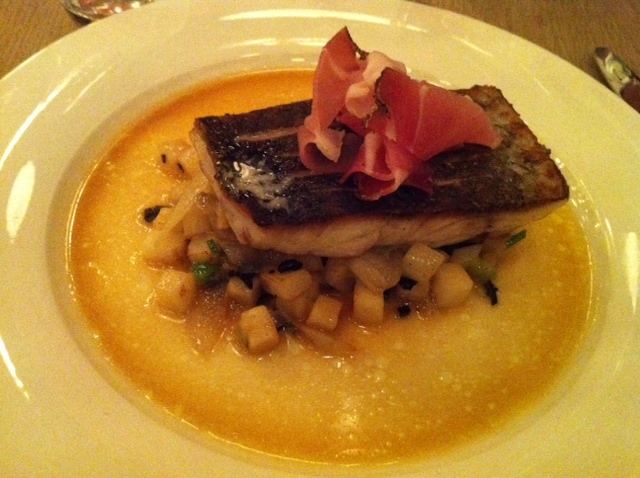 Ling Cod at Brussel's Le Selecto