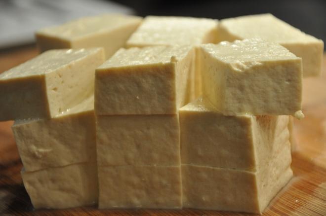 Tofu Stack