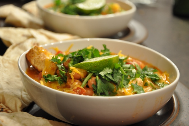 Vegetarian Posole - Delicious