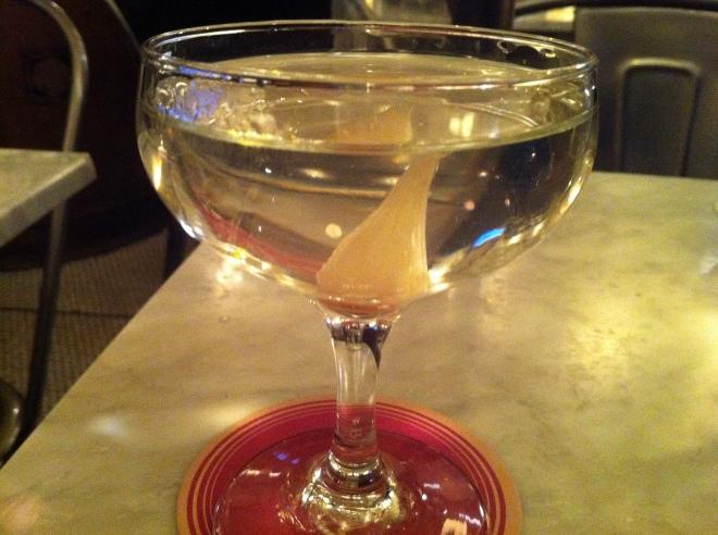 One Perfect Martini
