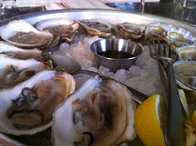 East Coast Oysters - Virginicas?