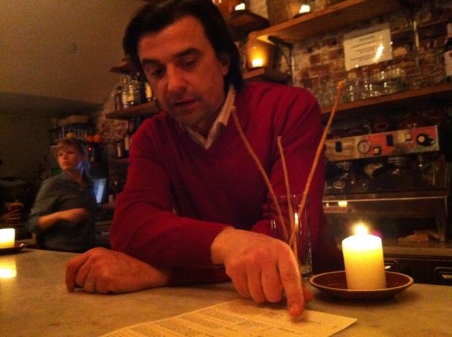 A Sage Wine Advisor