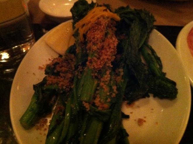Amazing Broccoli Rabe