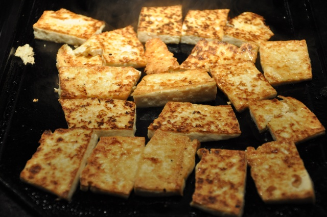 Fry Up the Tofu
