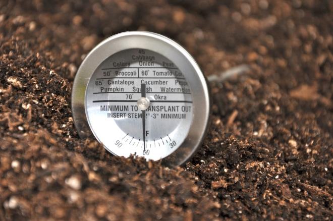 Garden Soil Thermometer