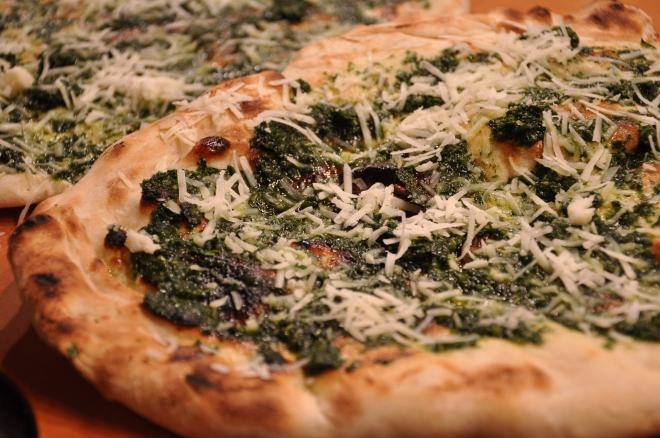 Flatbread with Chermoula