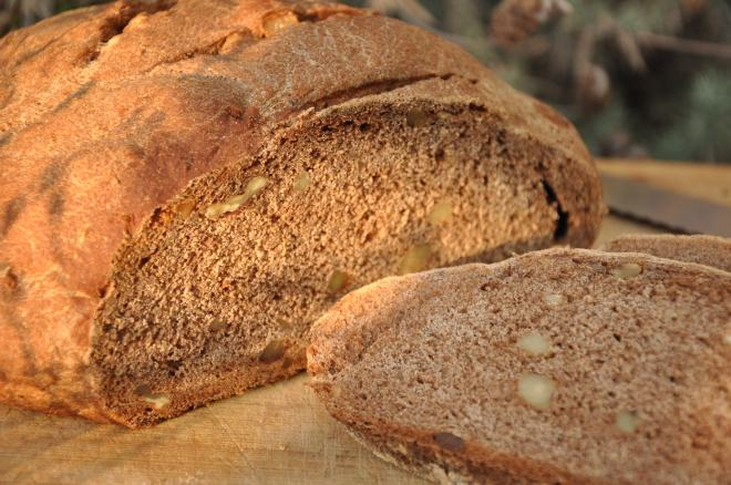 Walnut Stout Bread