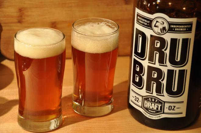 Dru Bru - The First Pour