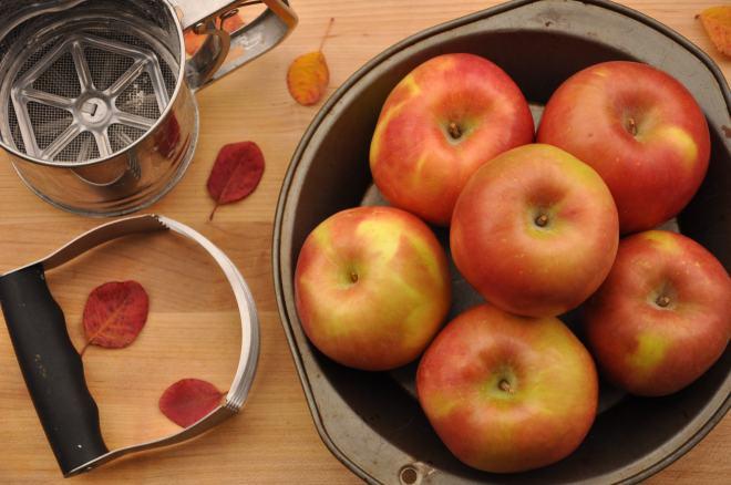 Autumn Apple Pie-To-Be