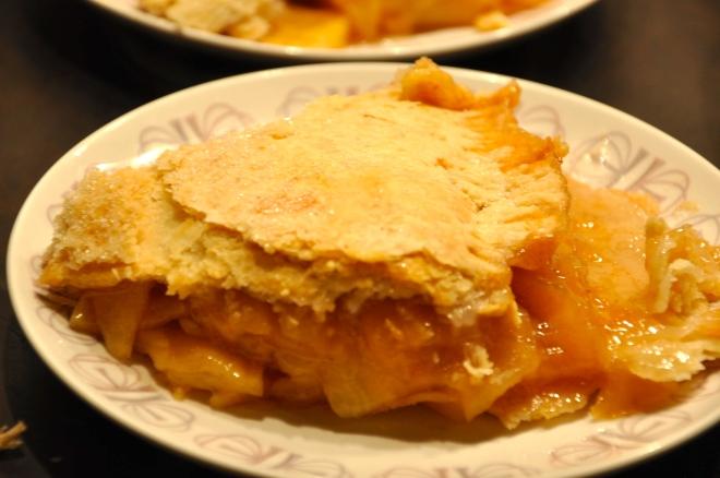 Apple Pie a la Jessica