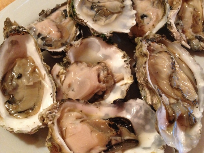 Fresh Shucked Minterbrook Oysters