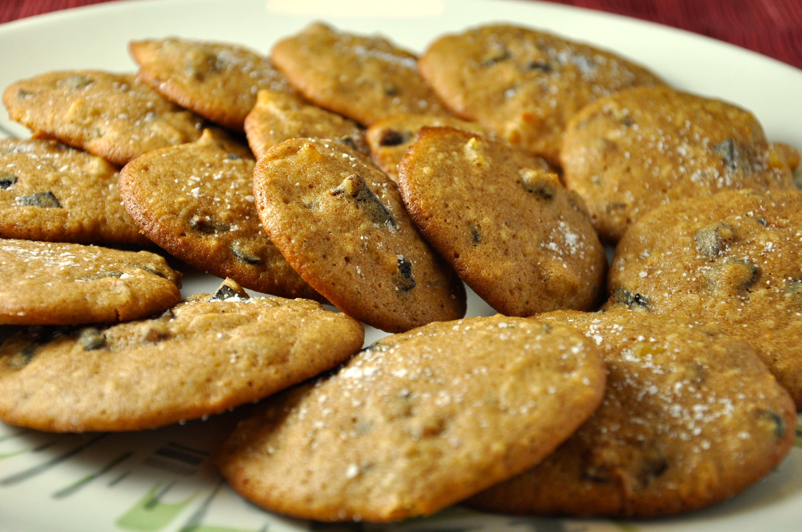 Old-Fashioned Hermit Cookies with Spices and Dried Fruits | Seattle ...