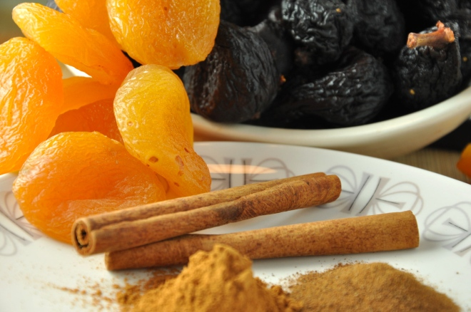 Apricots, Figs and Spices