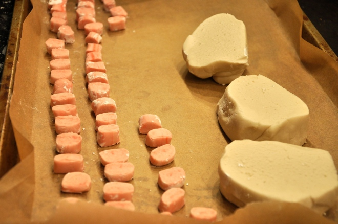 Drying the Butter Mints