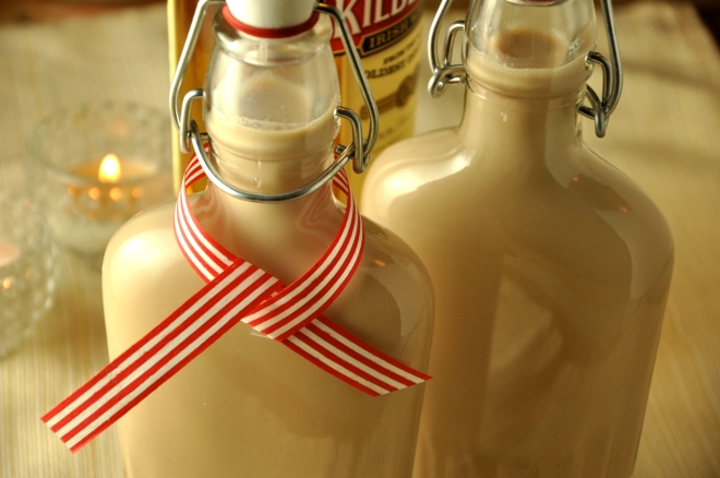 Homemade Baileys - A Great Gift!