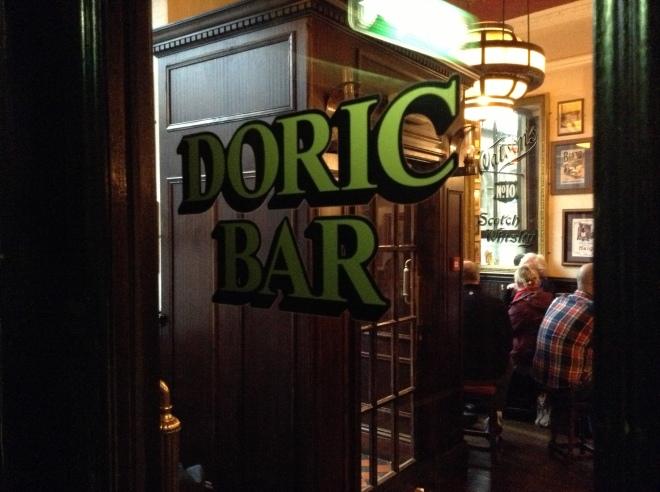 The Doric in Edinburgh
