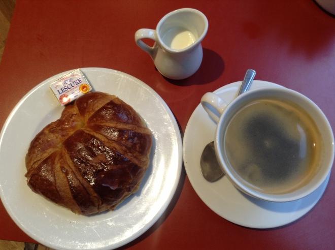 Love a Croissant!