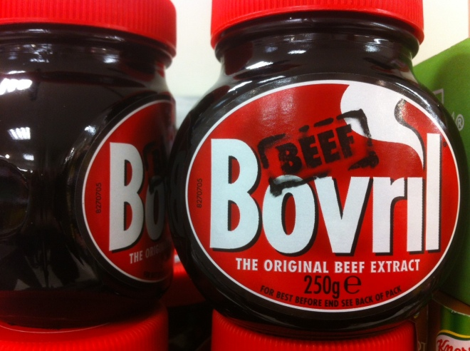 Beef Bovril