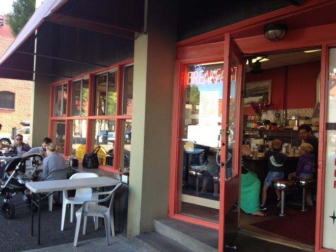 Fuller's Diner in Portland's Pearl District