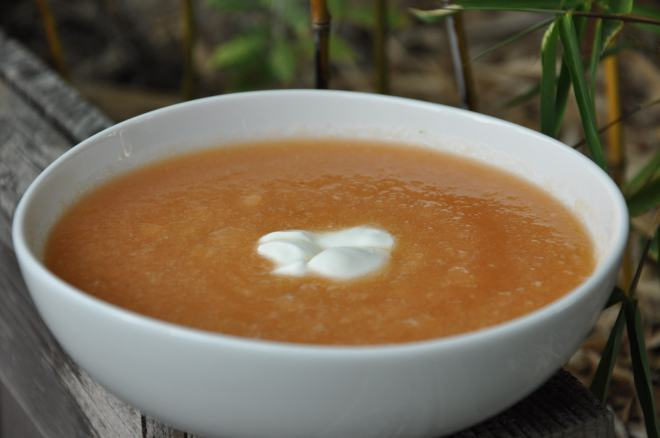 The Perfect Summer Soup