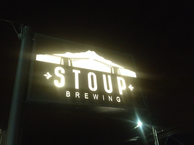 Stoup Brewing in Seattle