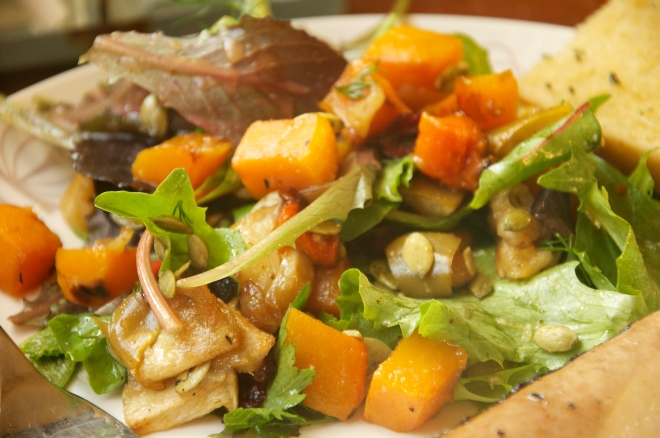 Image result for apple and butternut squash salad