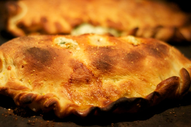 Herb and Cheese Stuffed Crostata