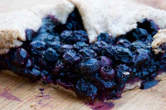 Oozy Blueberries